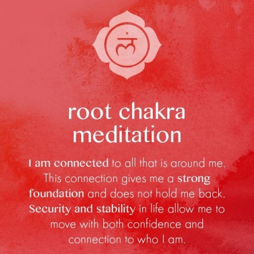 Root Chakra Blend | Essential Oil Blend - Nature In Bottle