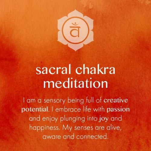 Sacral Chakra Blend | Essential Oil Blend - Nature In Bottle