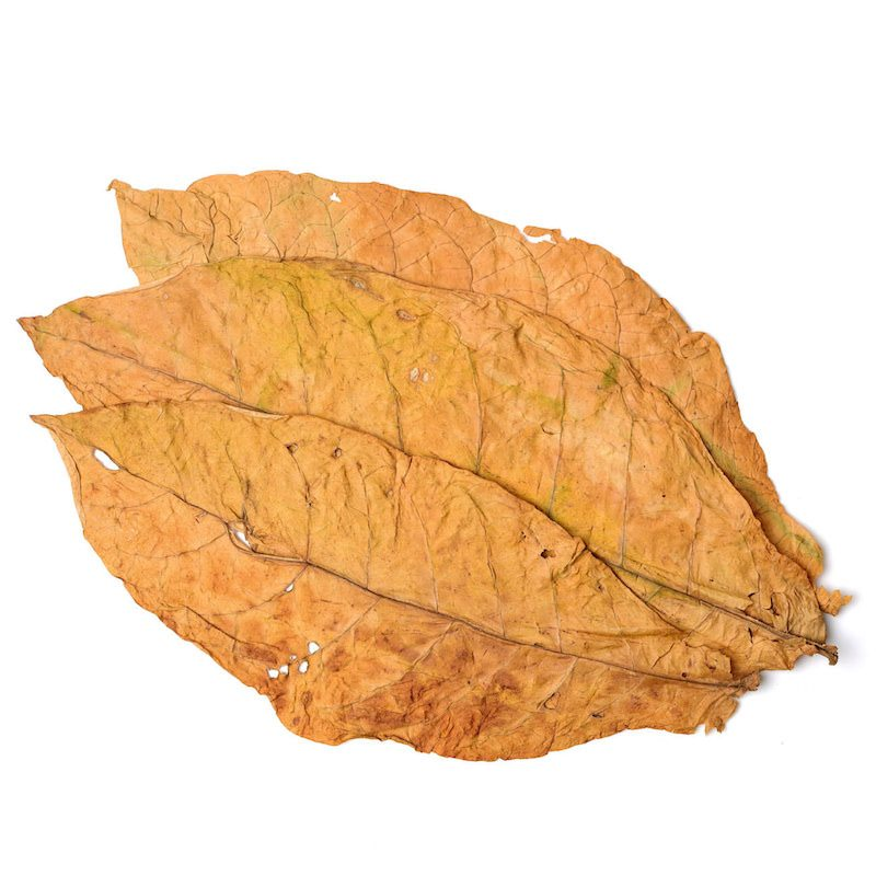 Tobacco Absolute | Organic Tobacco Leaf Essential Oil - Nature In Bottle