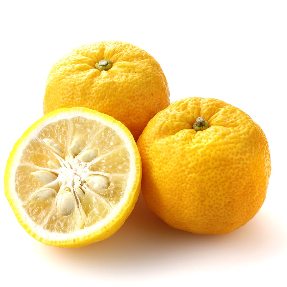 Yuzu Essential Oil | Organic Citrus Junos Essential Oil - Nature In Bottle